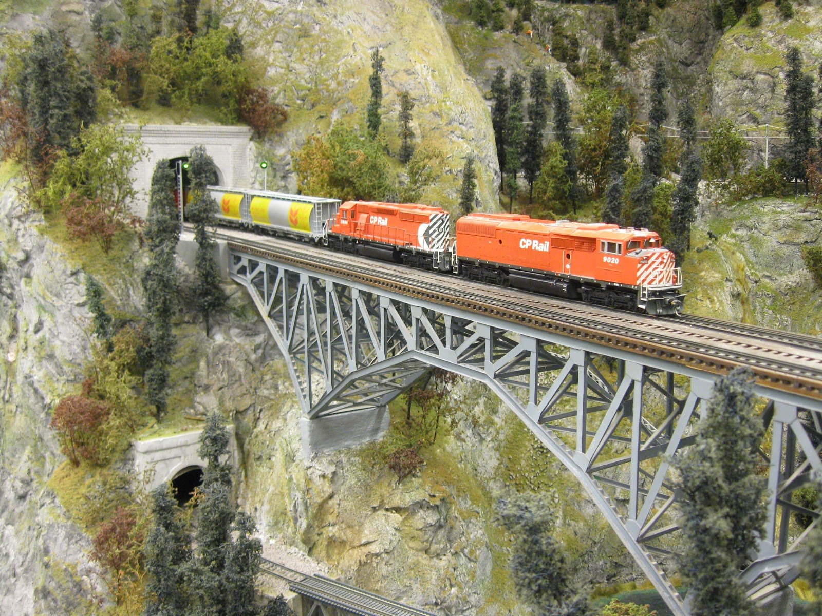 Model Train Train Toy Model Railroad Minature Trains