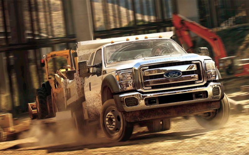 Ford Super Duty wallpaper