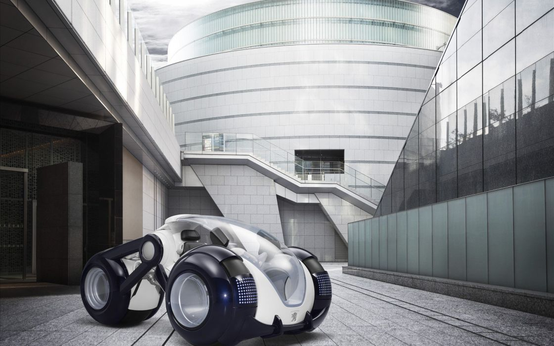 Peugeot Concept wallpaper