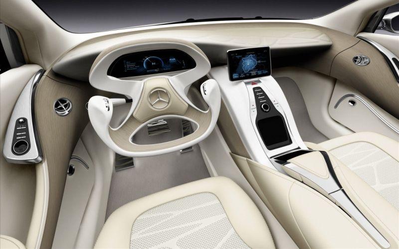 Mercedes Interior wallpaper