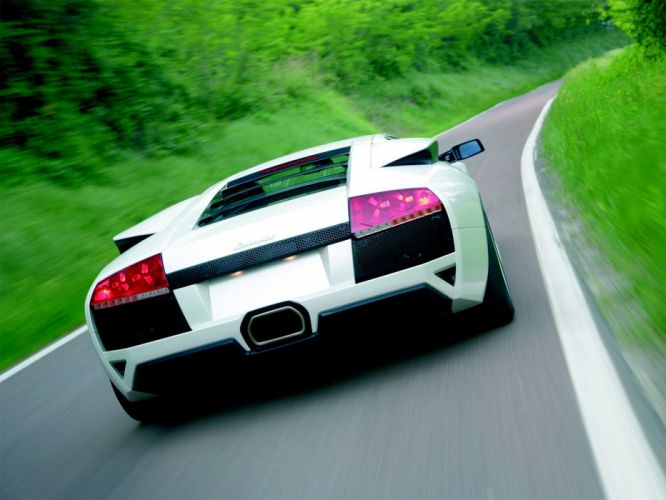 Lamborghini Murcielago Roadster wallpaper
