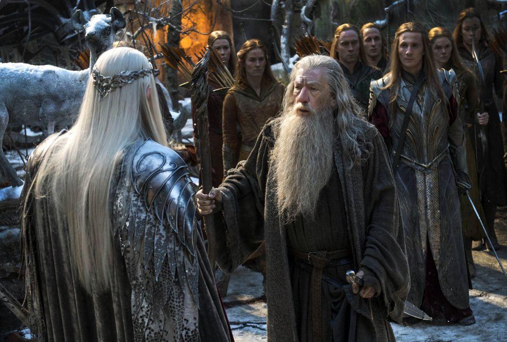 HOBBIT BATTLE-FIVE-ARMIES lotr lord rings fantasy adventure battle five armies wallpaper