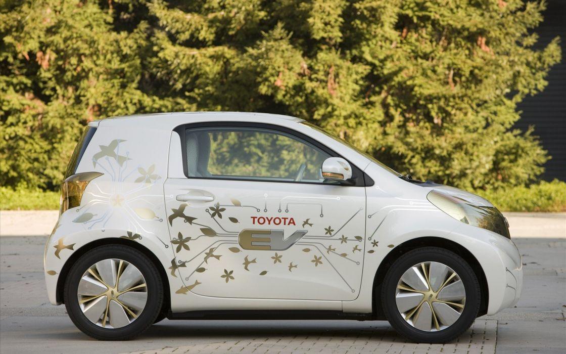 Toyota EV wallpaper