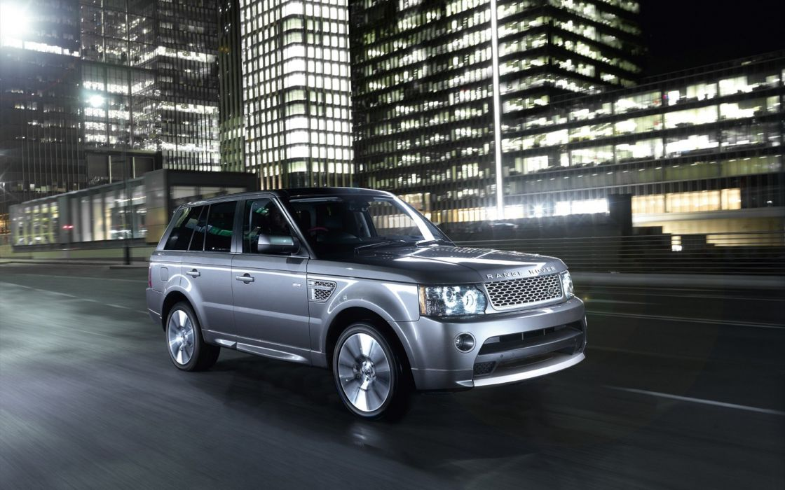 Range Rover Discovery wallpaper