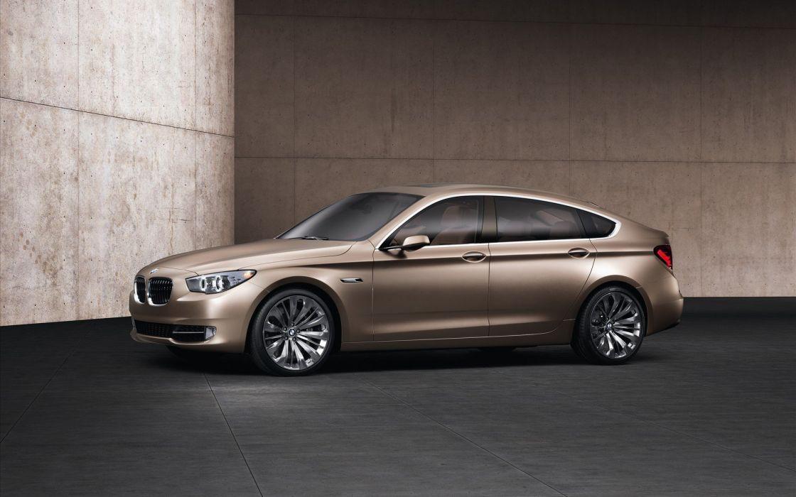 BMW GT wallpaper