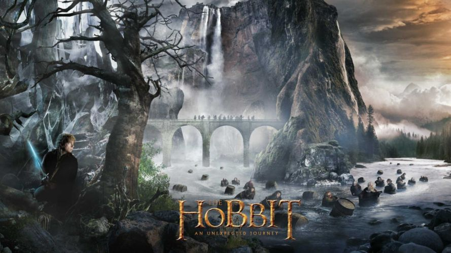 HOBBIT UNEXPECTED JOURNEY lotr adventure fantasy lord rings wallpaper