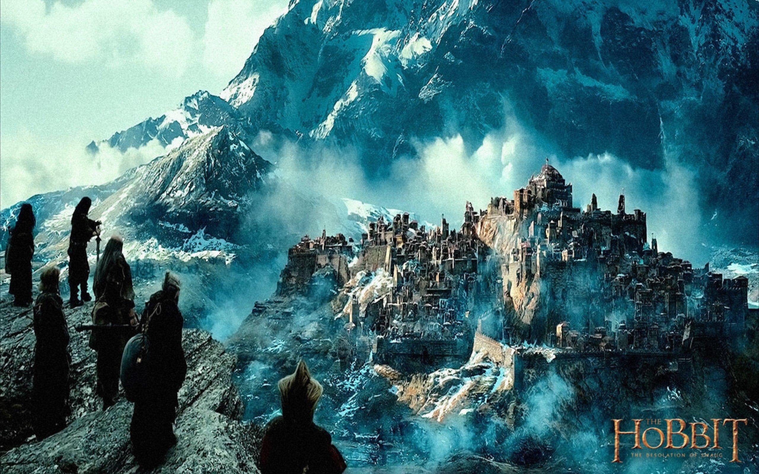 HOBBIT DESOLATION SMAUG lotr lord rings adventure fantasy ...