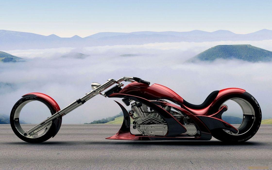 chopper bike tuning motorbike motorcycle hot rod rods custom wallpaper