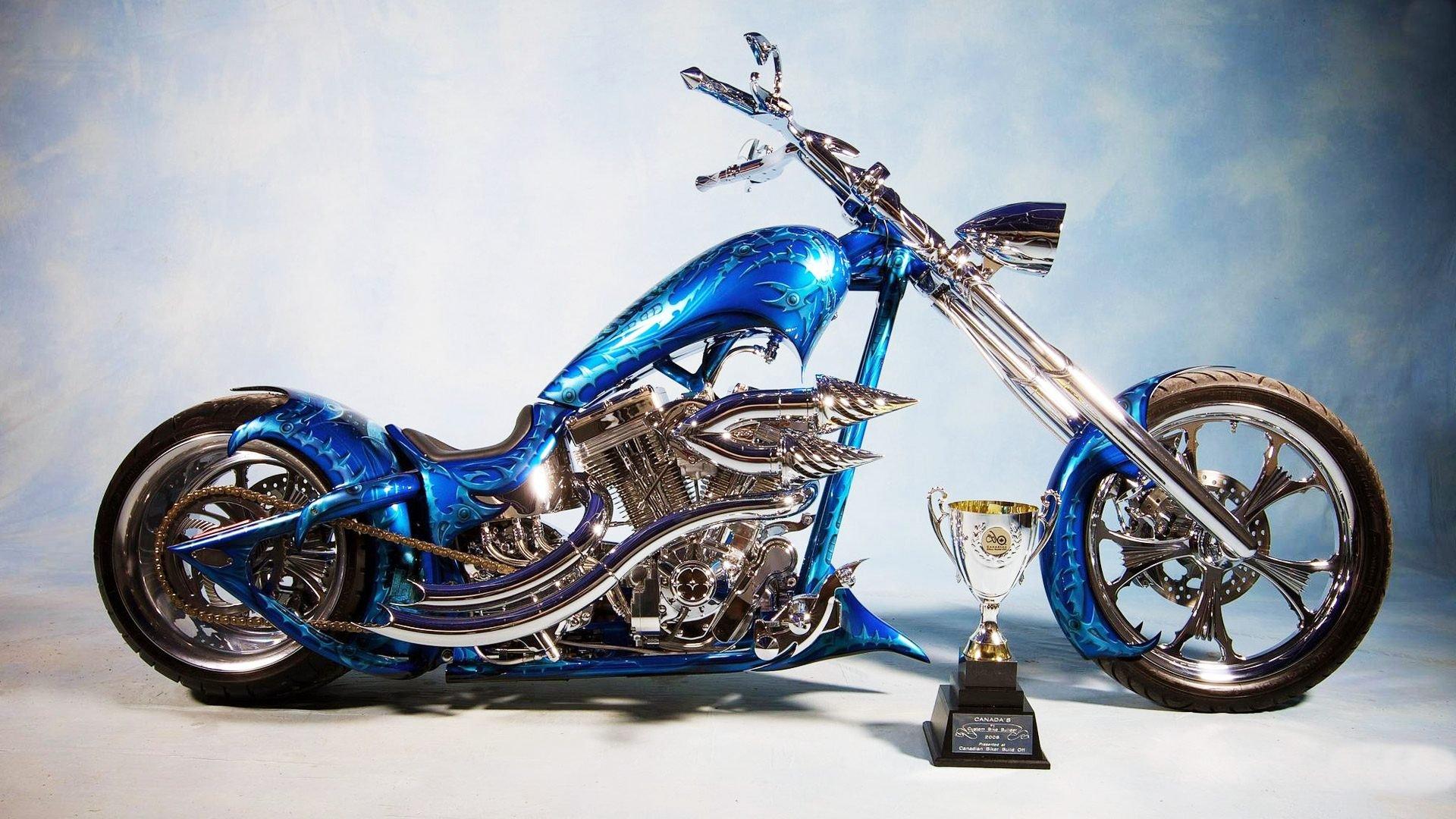 chopper bike - photo #43