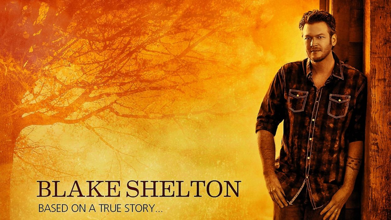 BLAKE SHELTON country countrywestern blake-shelton wallpaper