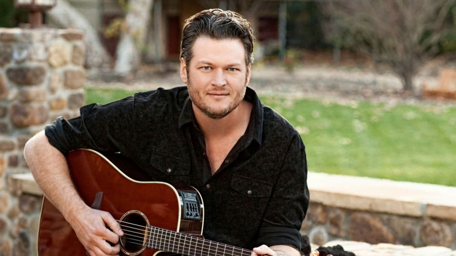 BLAKE SHELTON country countrywestern blake-shelton wallpaper