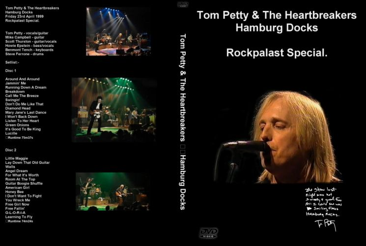 TOM PETTY HEARTBREAKERS rock heartland blues hard tom-petty wallpaper