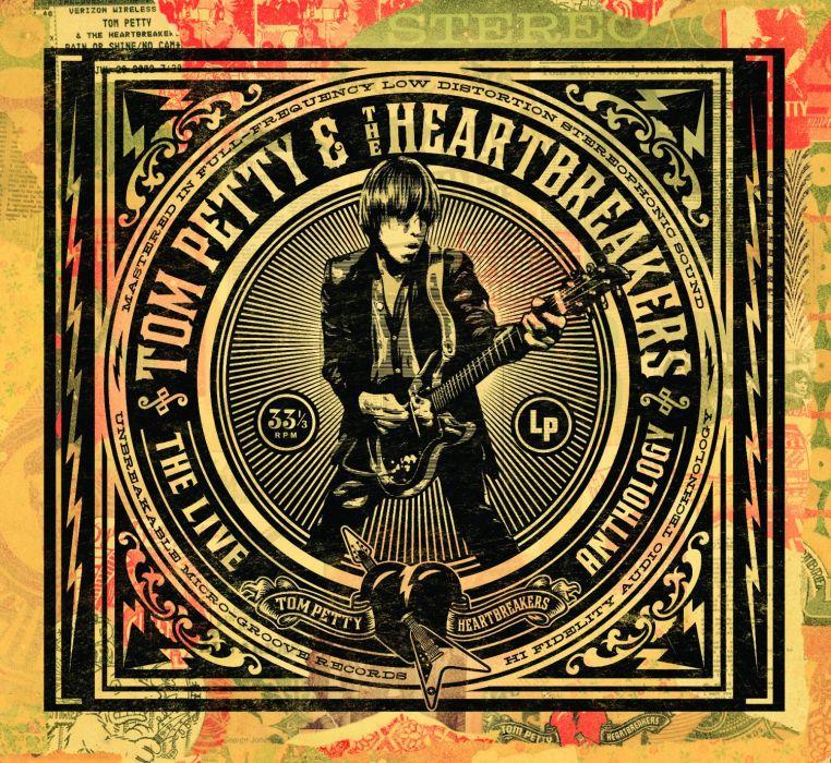 TOM PETTY HEARTBREAKERS rock heartland blues hard tom-petty wallpaper