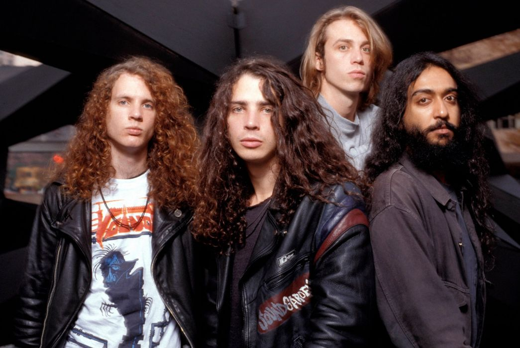 SOUNDGARDEN alternative grunge heavy metal hard rock wallpaper