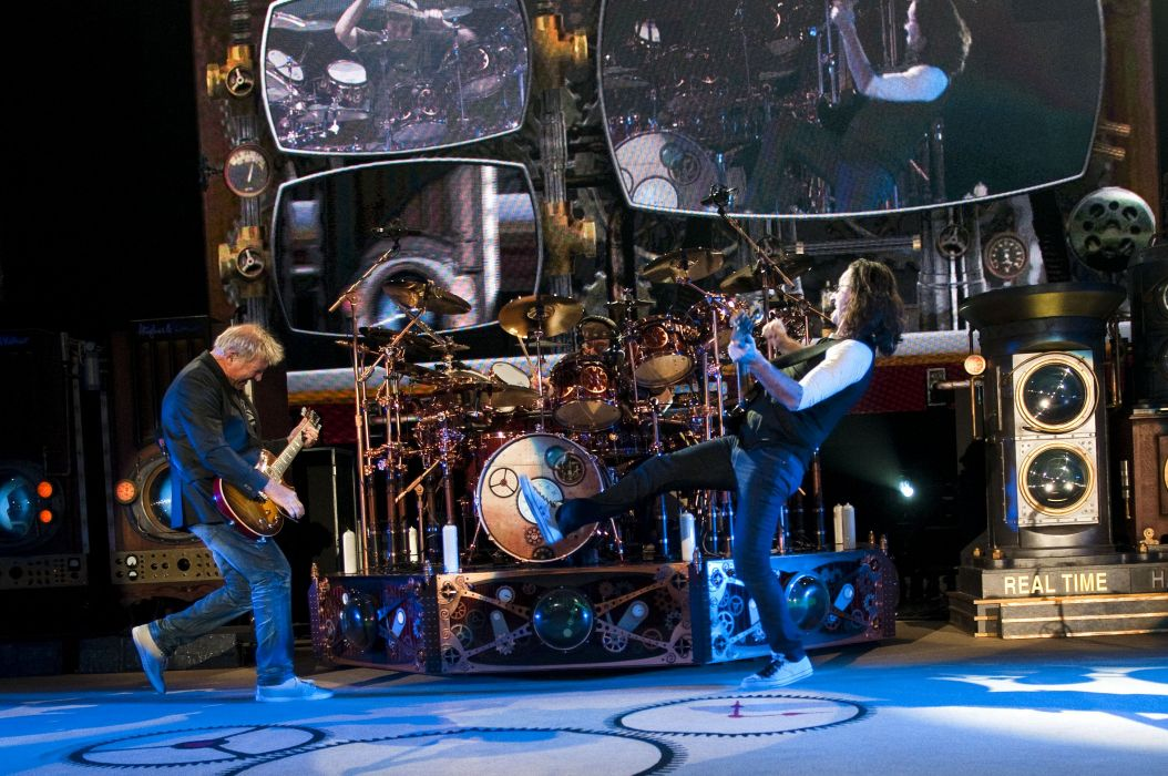 RUSH canadian rock hard progressive heavy metal classic wallpaper