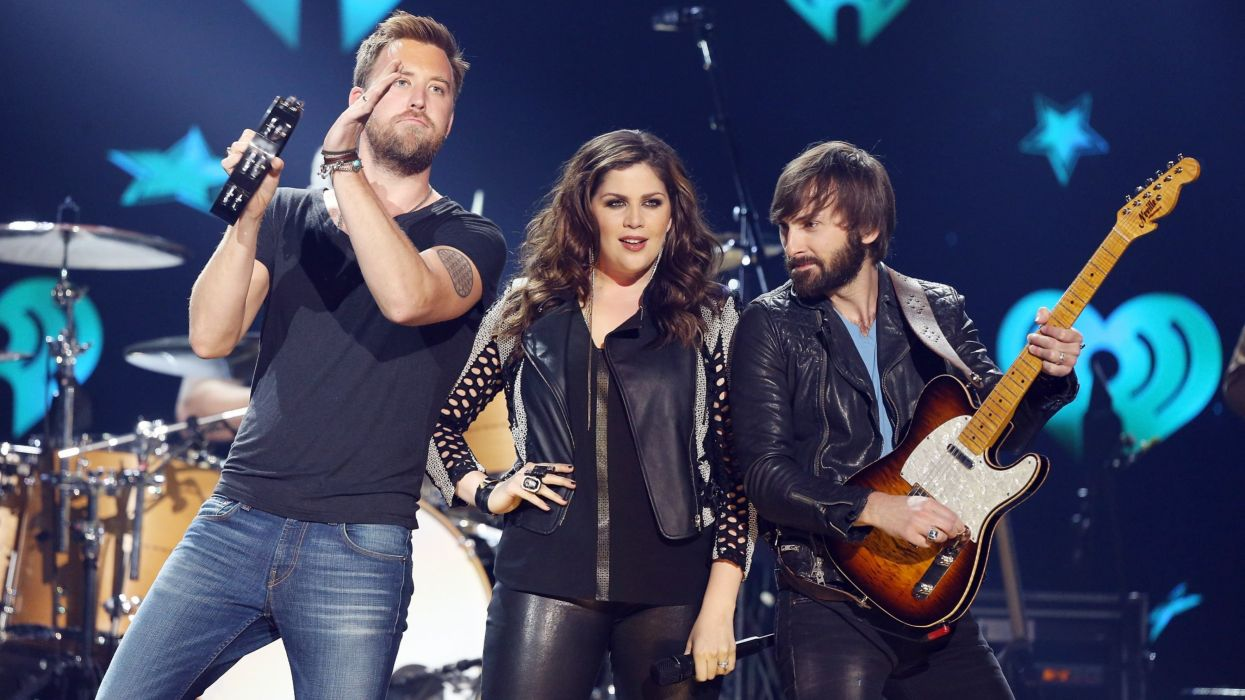 LADY ANTEBELLUM country countrywestern wallpaper