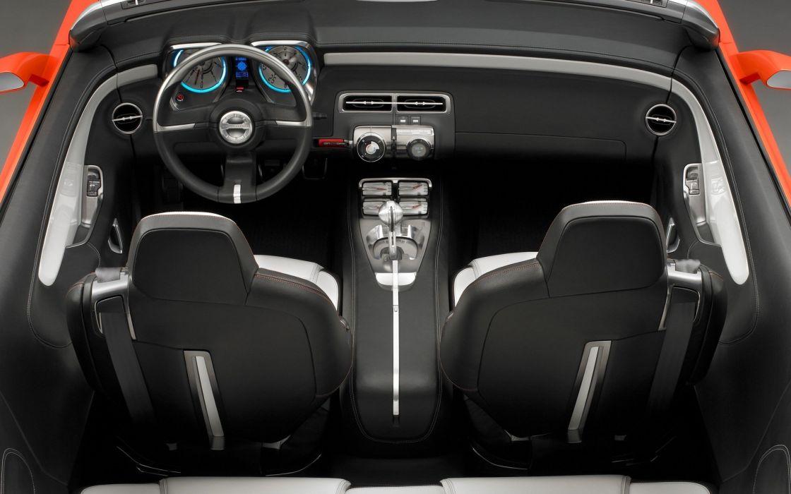 Chevrolet Camaro Interior wallpaper