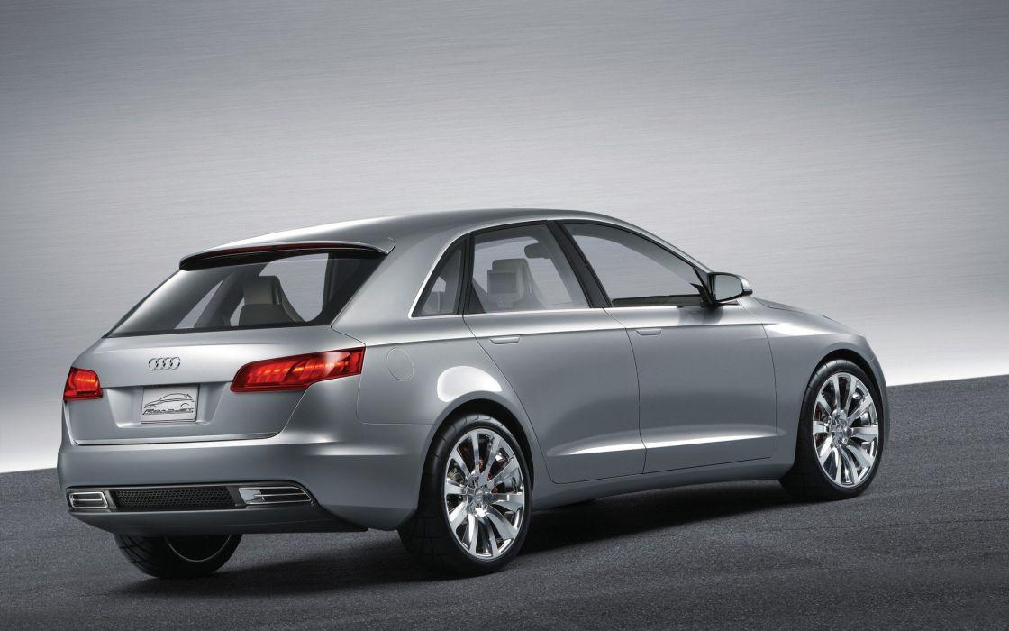 Audi Roadjet wallpaper