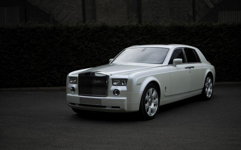 Rolls Royce Phantom wallpaper
