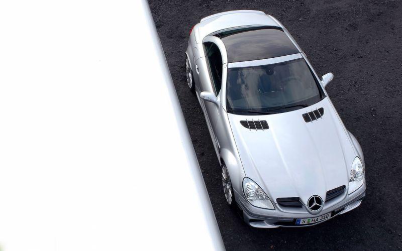 Mercedes Benz SLK wallpaper