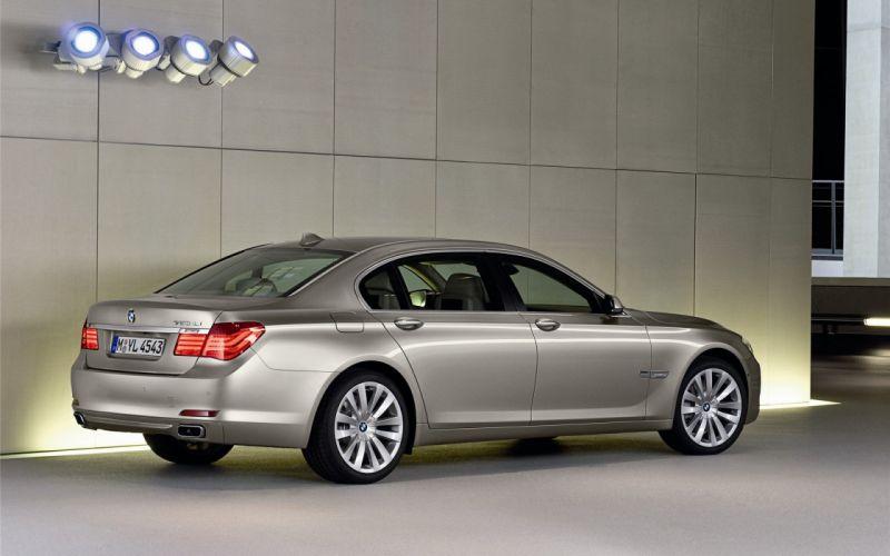 BMW 750Li wallpaper