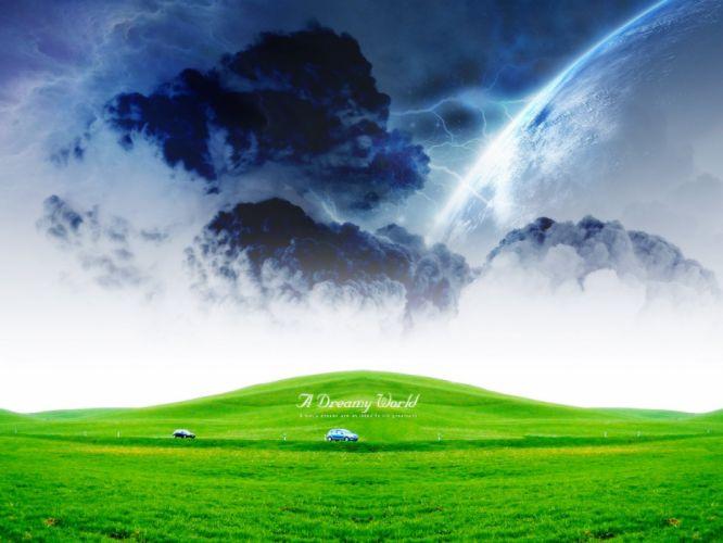 green dreamy world 50cca05950476 wallpaper