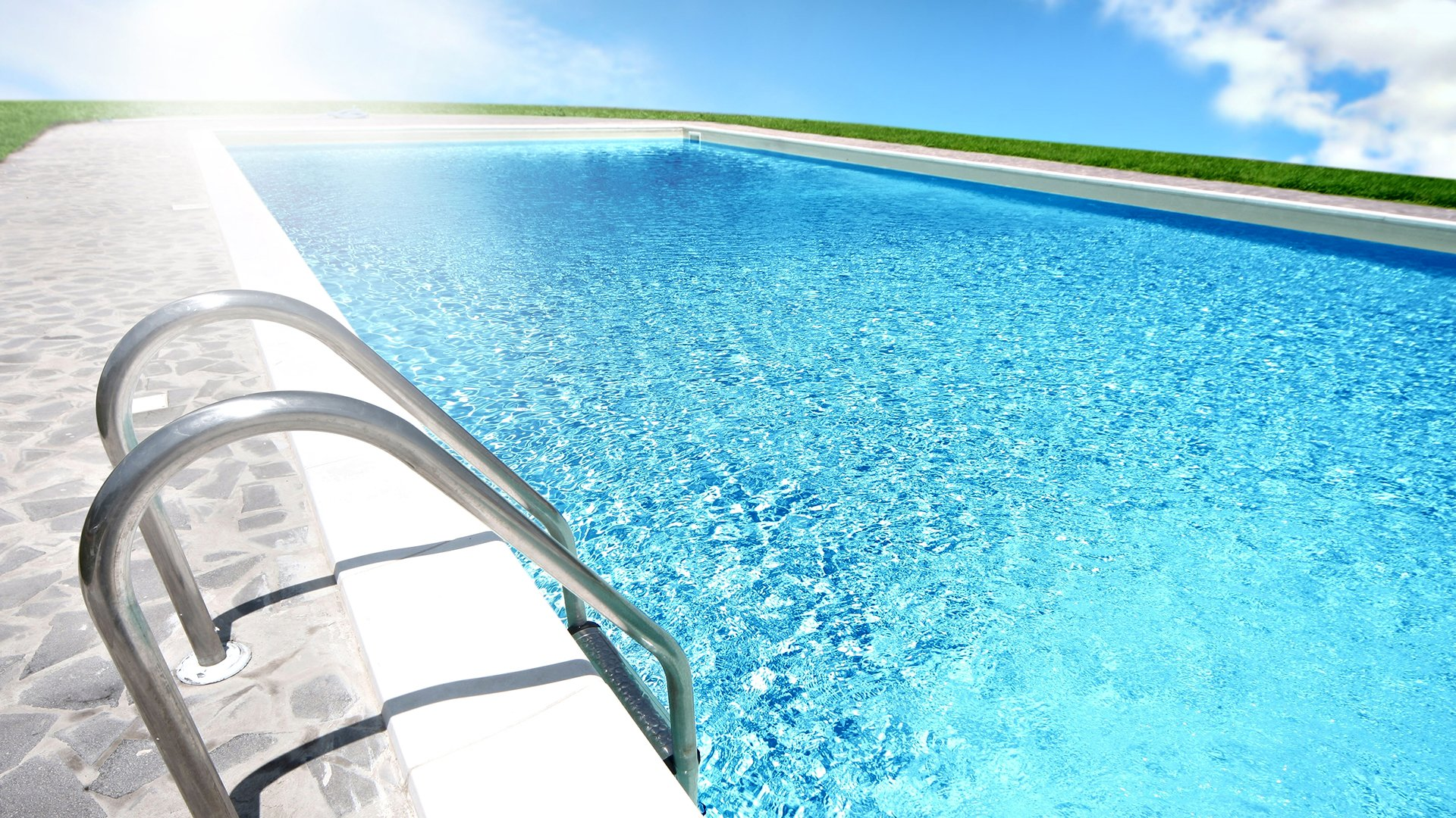 Swimming Pool Water Design Wallpaper 1920x1080 419828 Wallpaperup