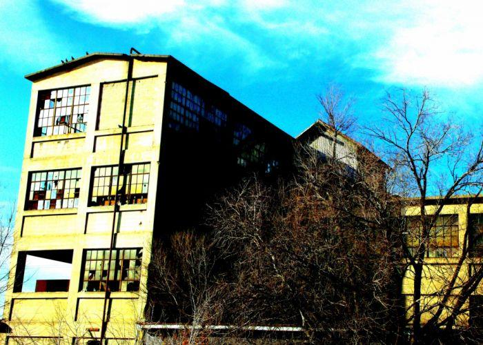 abandoned buildings building desrted ruins design decay wallpaper