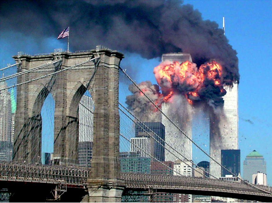 WTC WORLD TRADE CENTER skyscraper city cities building new york terrorist attack apocalyptic disaster sad america usa wallpaper