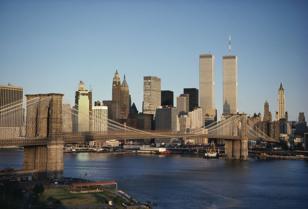 WTC WORLD TRADE CENTER skyscraper city cities building new york wallpaper