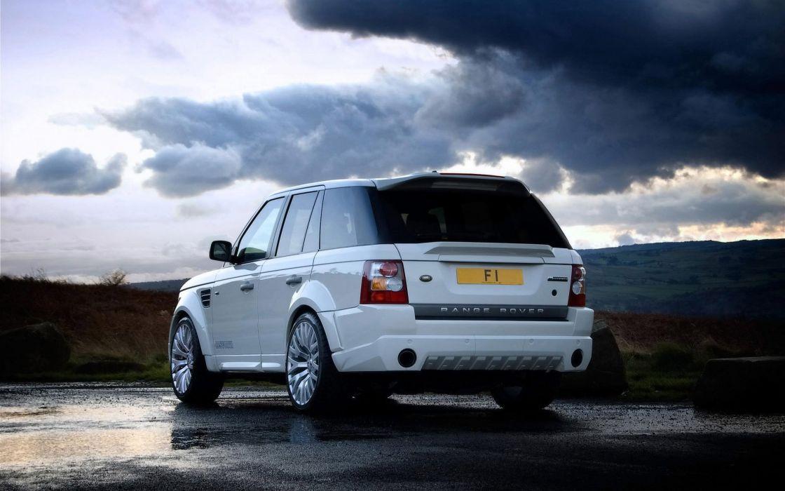 Range Rover Cosworth wallpaper