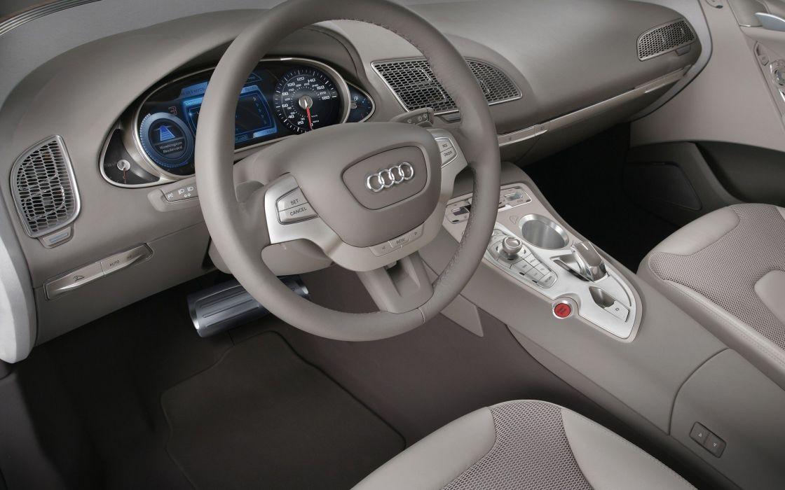 Audi Interior wallpaper
