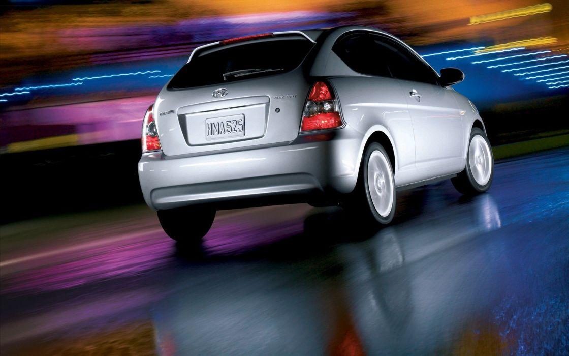 Hyundai Accent wallpaper