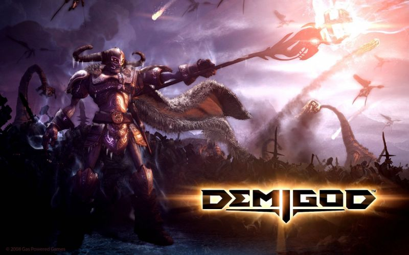 DEMIGOD tactical strategy online fighting fantasy (15) wallpaper