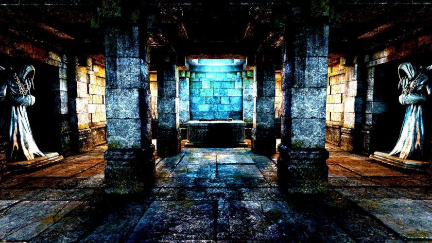 LEGEND-OF-GRIMROCK dungeon crawling rpg fantasy action legend grimlock (3) wallpaper