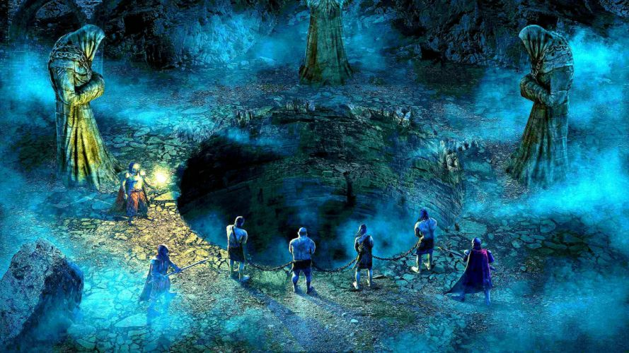 LEGEND-OF-GRIMROCK dungeon crawling rpg fantasy action legend grimlock (4) wallpaper