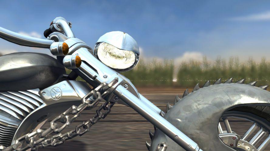 LOCOCYCLE motorcycle racing race fighting bike motorbike (11) wallpaper