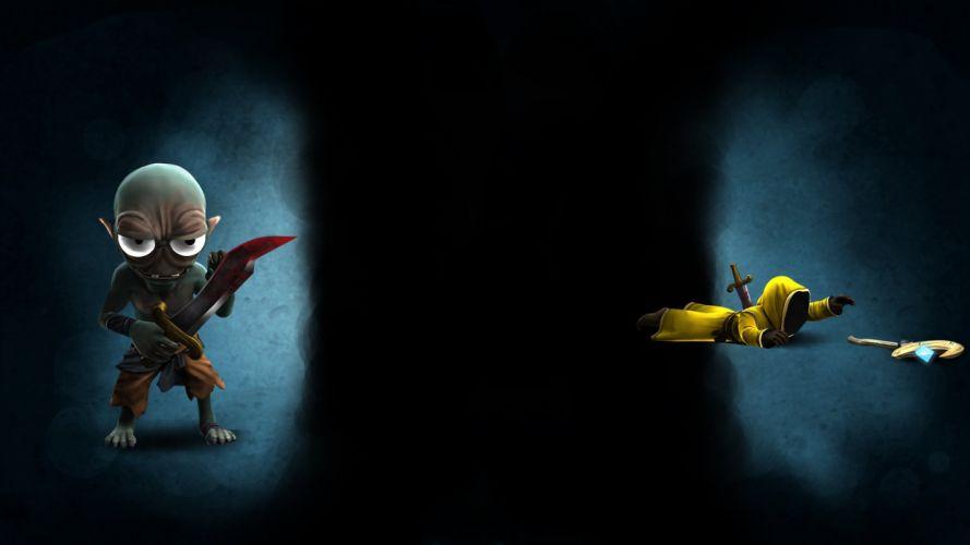 MAGICKA action adventure fantasy magic (14) wallpaper