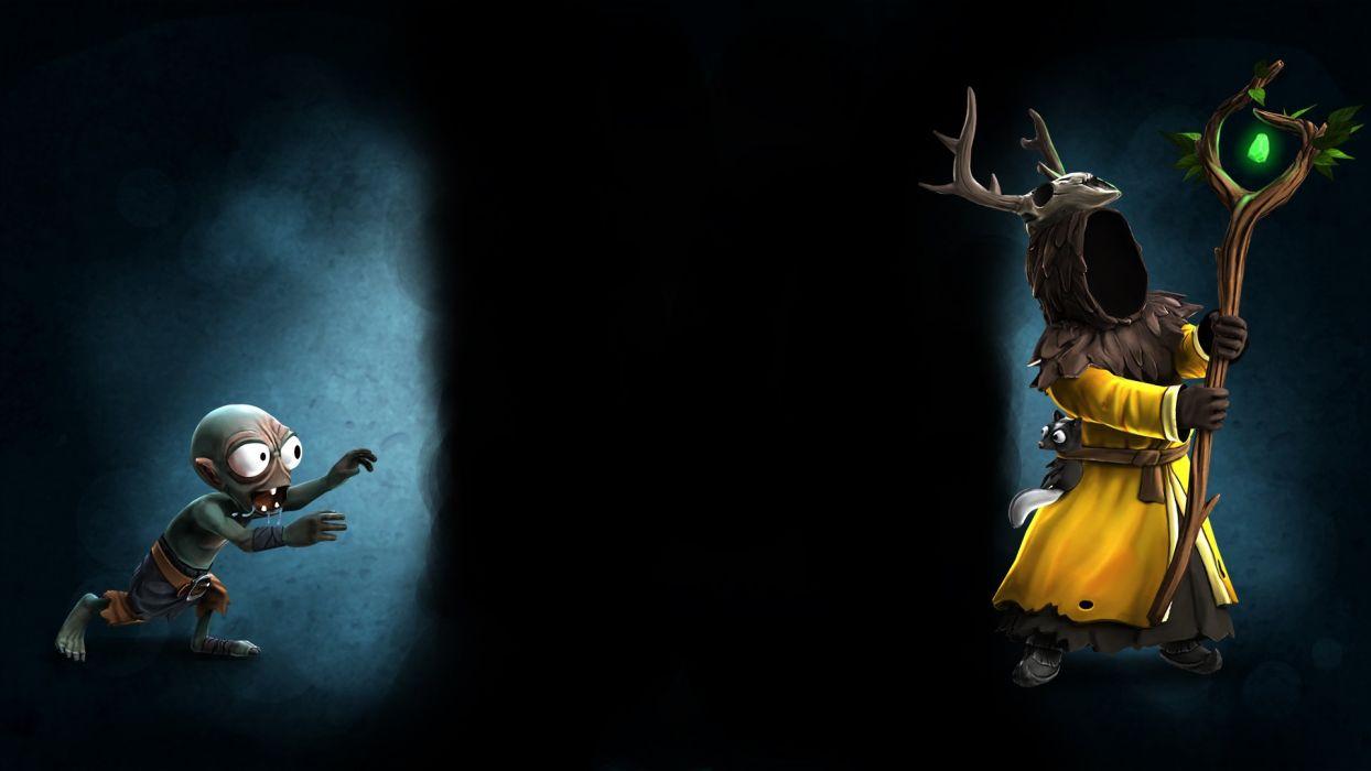 MAGICKA action adventure fantasy magic (17) wallpaper