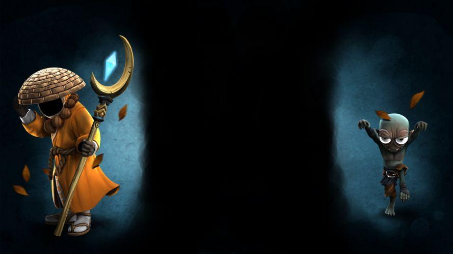 MAGICKA action adventure fantasy magic (18) wallpaper