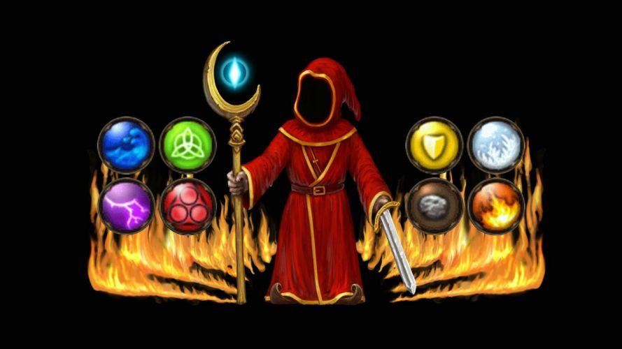 MAGICKA action adventure fantasy magic (33) wallpaper