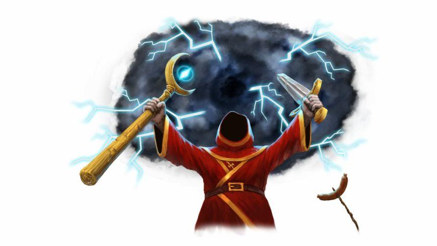 MAGICKA action adventure fantasy magic (36) wallpaper