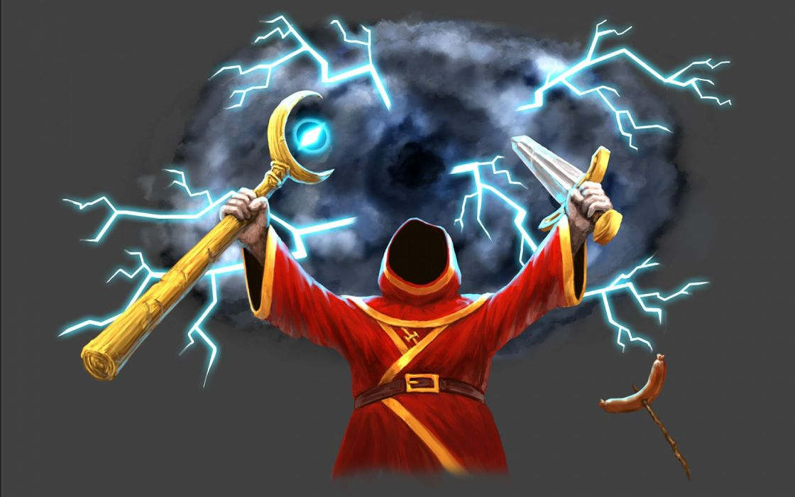 MAGICKA action adventure fantasy magic (44) wallpaper