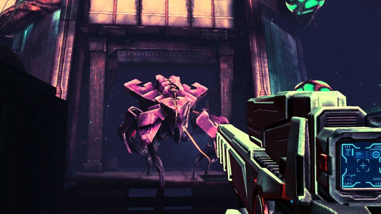 SANCTUM card game sci-fi online shooter rpg h (37) wallpaper