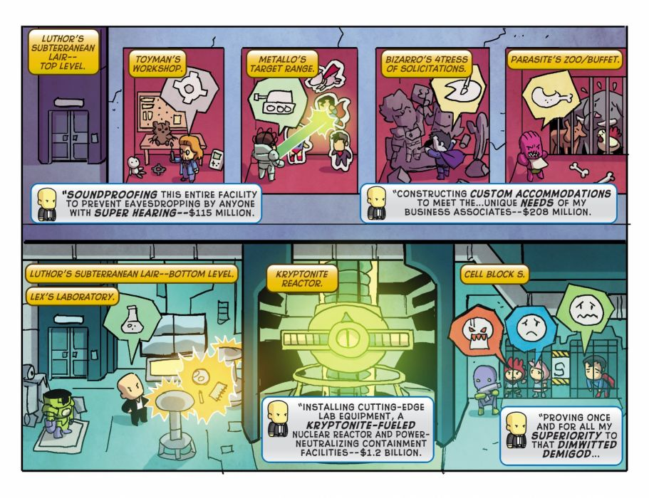 SCRIBBLENAUTS puzzle action family scrolling superhero (5) wallpaper