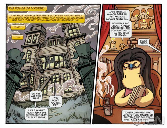 SCRIBBLENAUTS puzzle action family scrolling superhero (53) wallpaper
