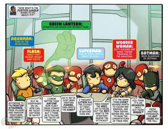 SCRIBBLENAUTS puzzle action family scrolling superhero (83) wallpaper