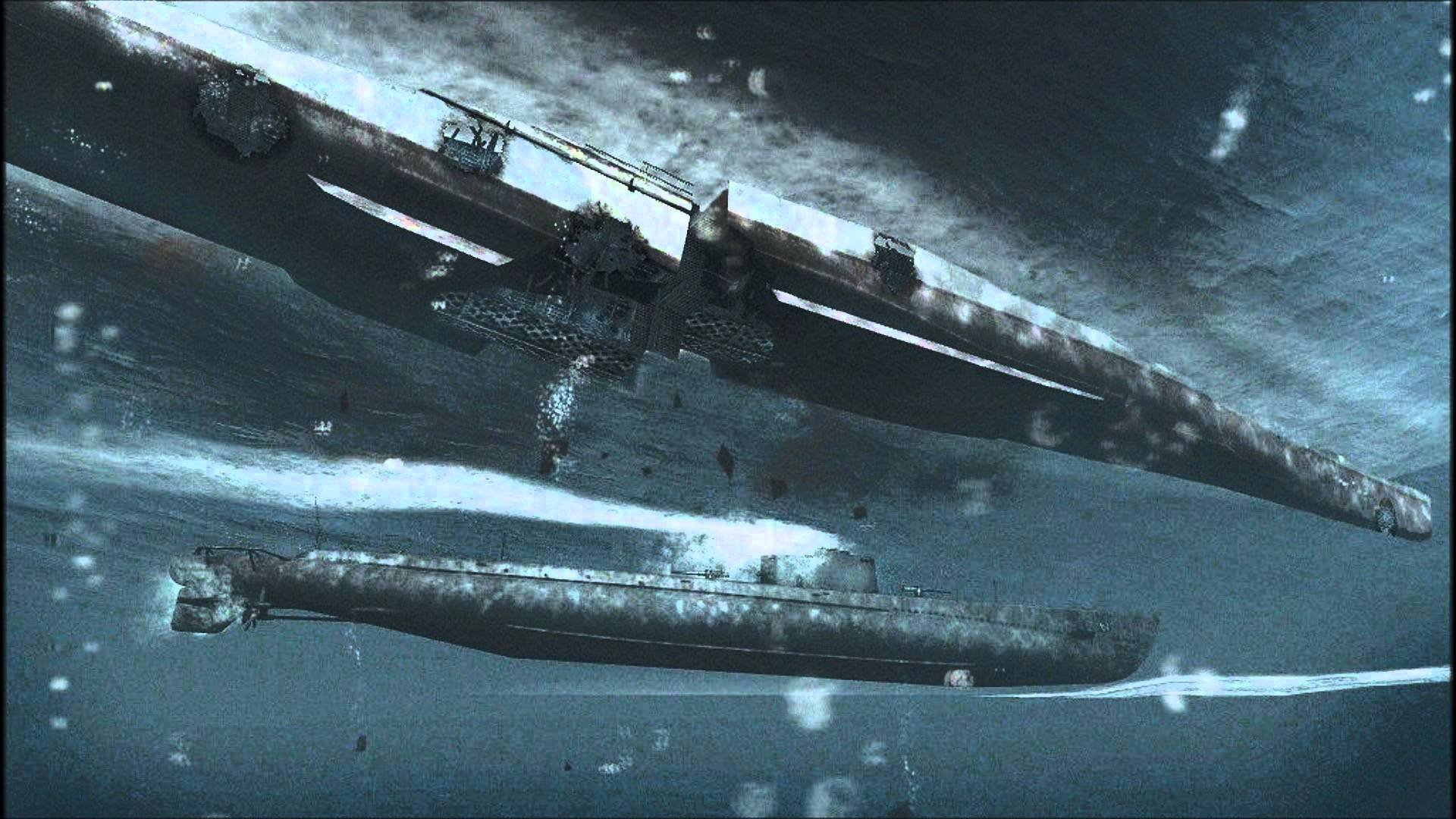 Silent Hunter War Submarine Fighting Simulation Military 2