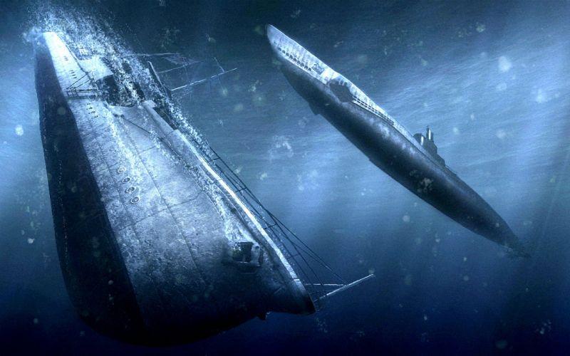 SILENT HUNTER war submarine fighting simulation military (10) wallpaper