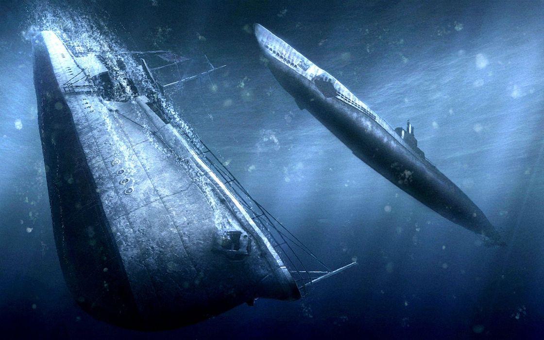 Silent Hunter War Submarine Fighting Simulation Military 10